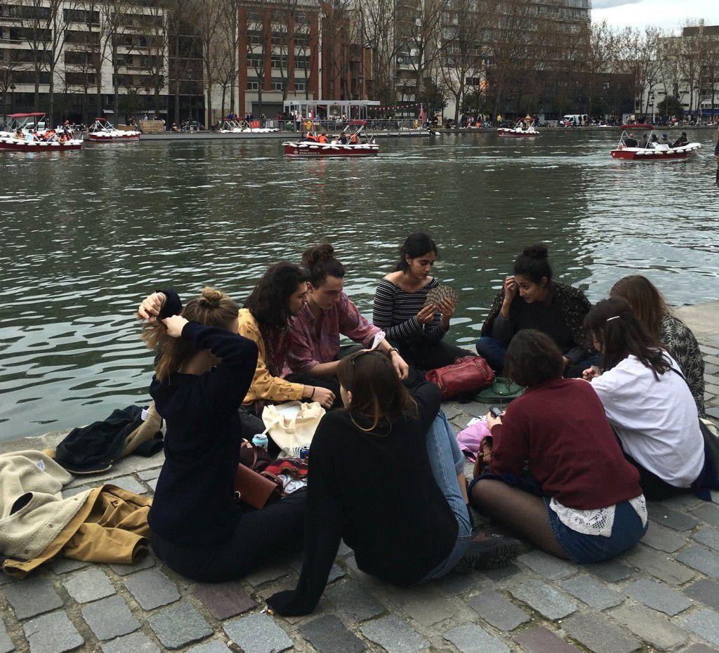 Friends_Paris
