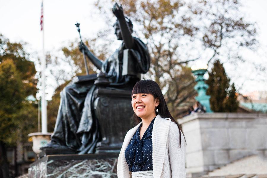 Learn a New Language - Eirene Wang